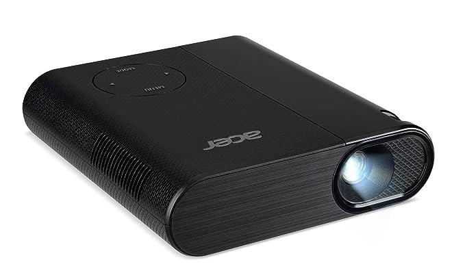 Acer Portable LED C200 Video - Proyector (200 lúmenes ANSI, DLP ...