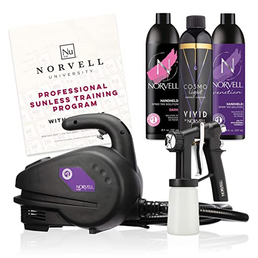Norvell Airbrush Best Spray Tan Kit