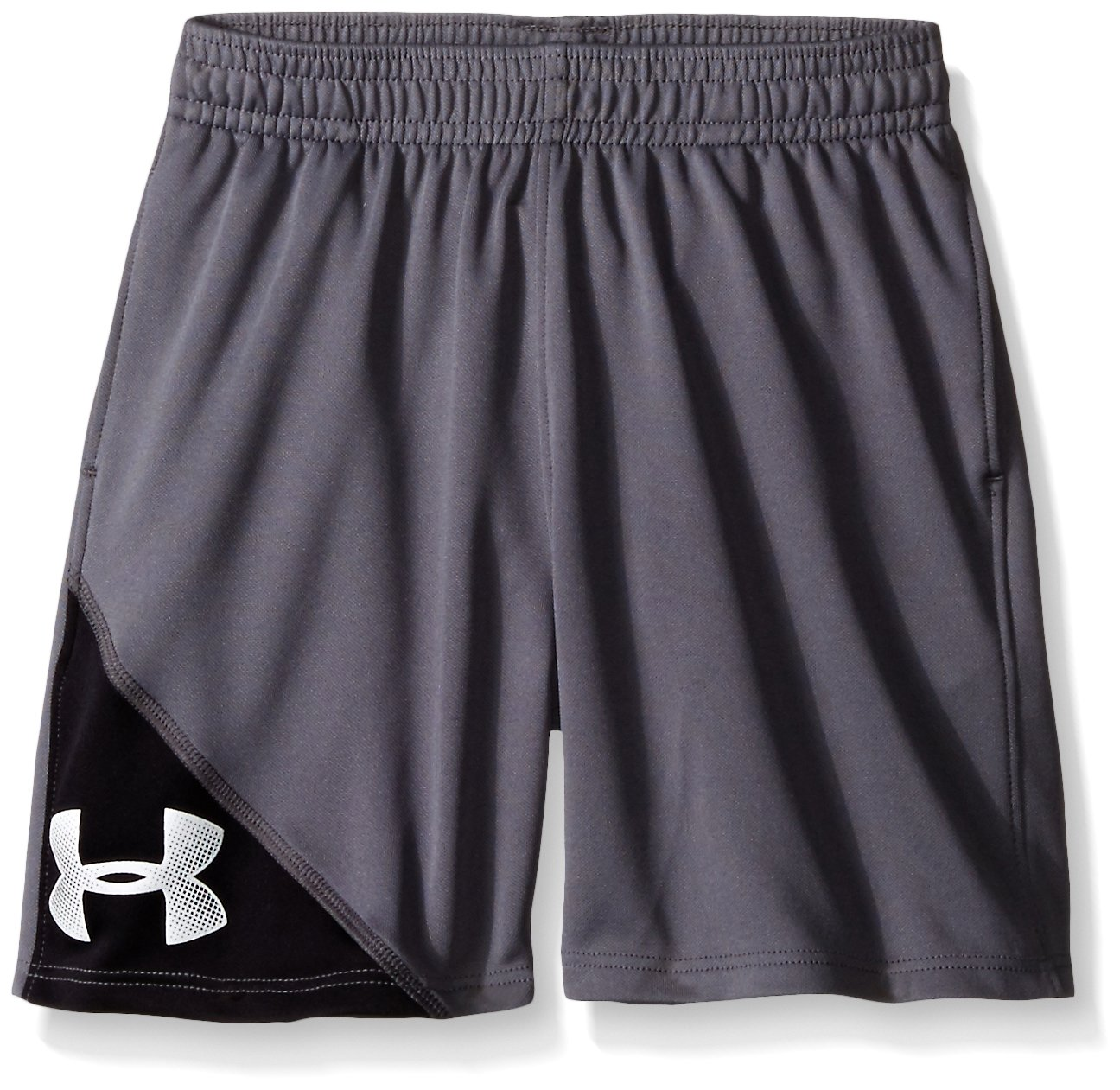 Under Armour Toddler Boys' Prototype Short, Graphite, 4T