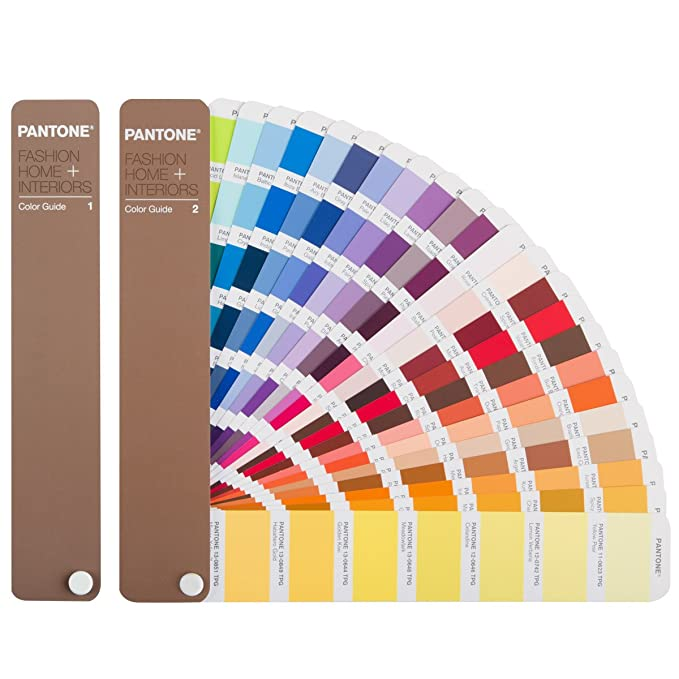 PANTONE FHIP48N FHI Fashion Home Interiors Color Guide Set [Set Fascinating Fashion Home Interiors