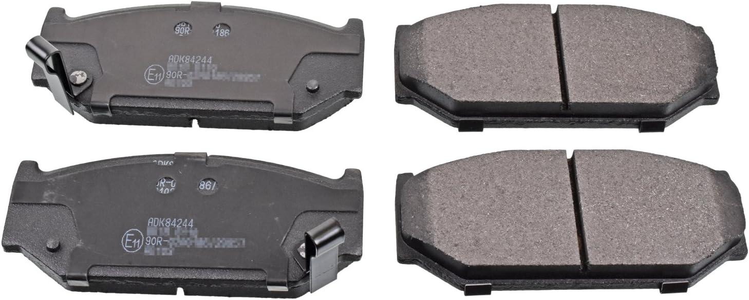 pack of four Blue Print ADK84244 Brake Pad Set