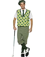 Amazon Com Rasta Imposta Future Golfer Costume Clothing