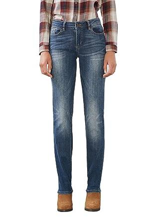 Womens MR Straight Jeans Esprit uhNQT