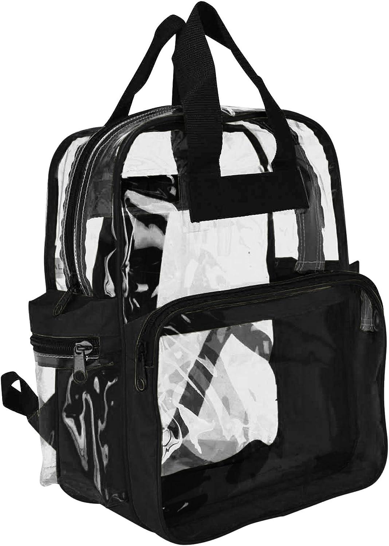 Clear Backpacks Wholesale Lot of 24 PCS