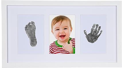 Inkless Wipe Baby Hand Print Record Keepsake Newborn Footprint Handprint Memory