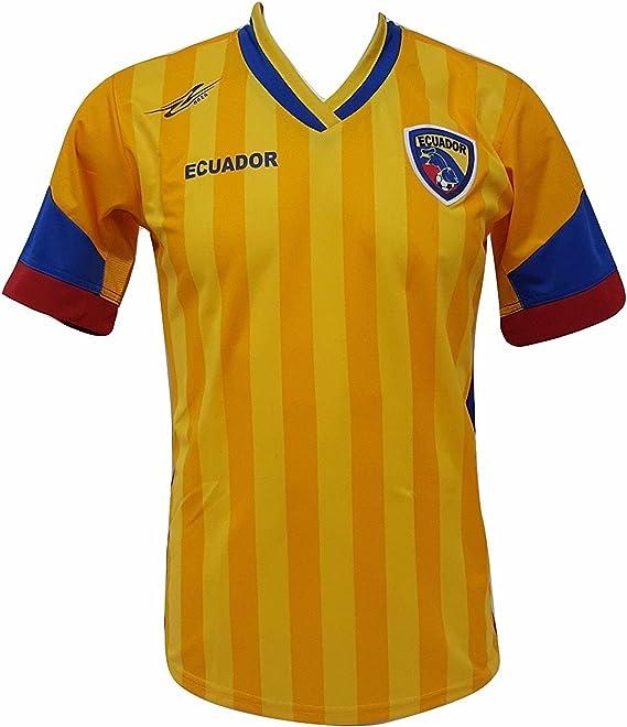 Ecuador fútbol camiseta de los hombres de la nueva Copa América ...