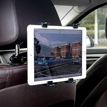 Universal Car Seat Headrest Mount Tablet holder For IPad2//3//4//Air//mini GPS