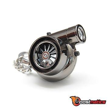 boostnatics encendedor eléctrico Turbo Llavero con sonidos ...