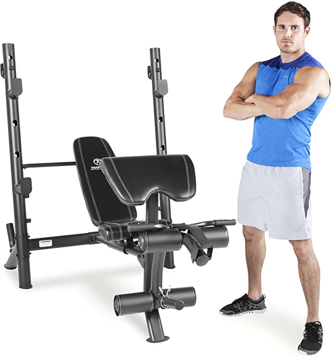 Marcy Diamond Mid-Size Bench Review