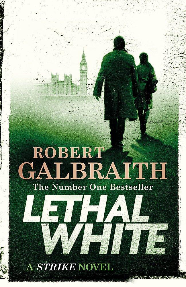 Amazon.fr - Lethal White: Cormoran Strike Book 4 - Galbraith, Robert -  Livres