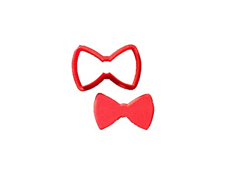 recipe: bow tie cookie cutter [36]