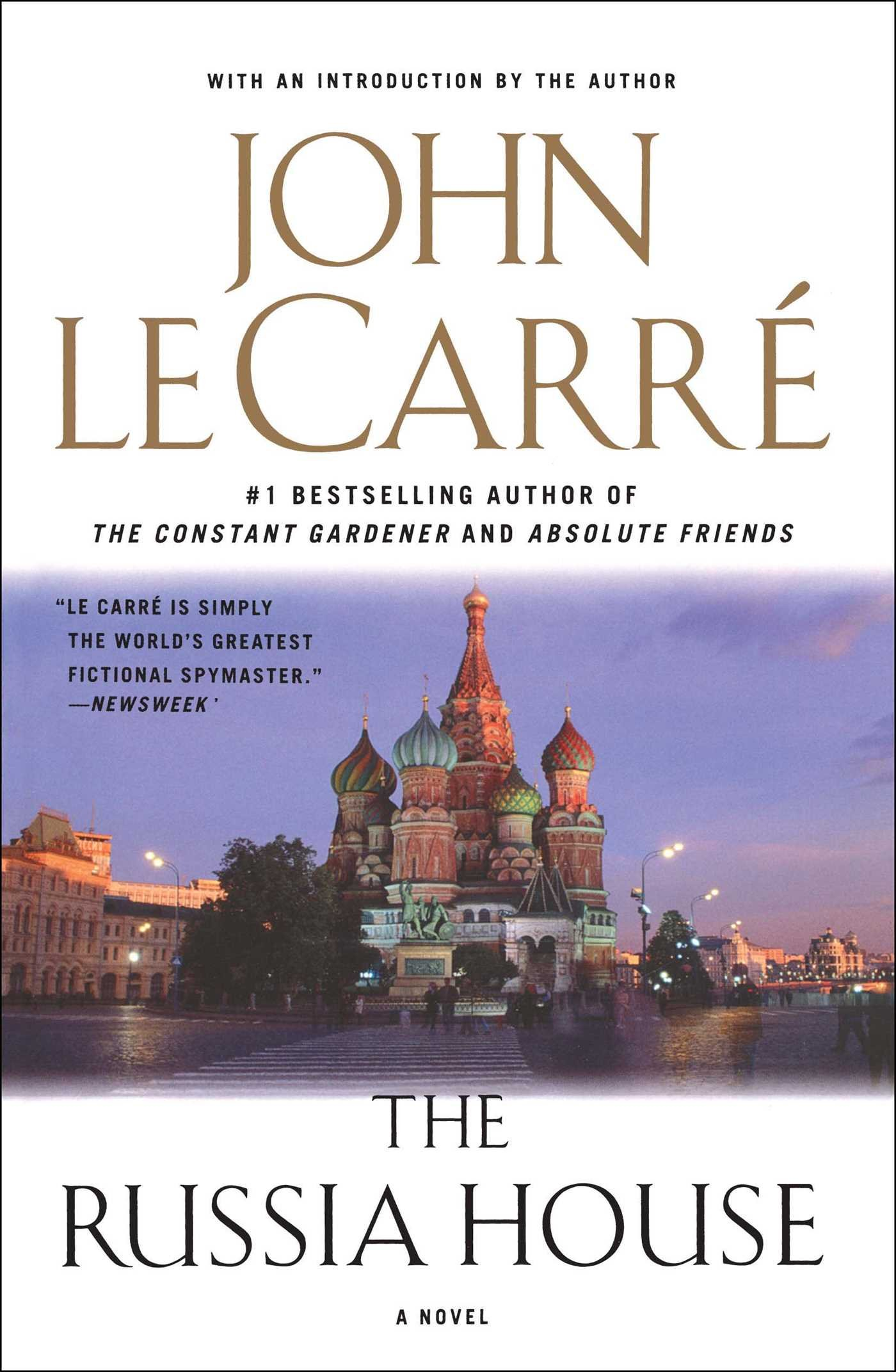 The Russia House: A Novel: John Le Carre: 9780743464666: Amazon: Books