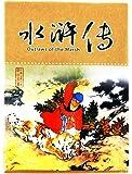 水滸伝トランプ 中国伝統文化経典系列 伝説の英雄トランプ