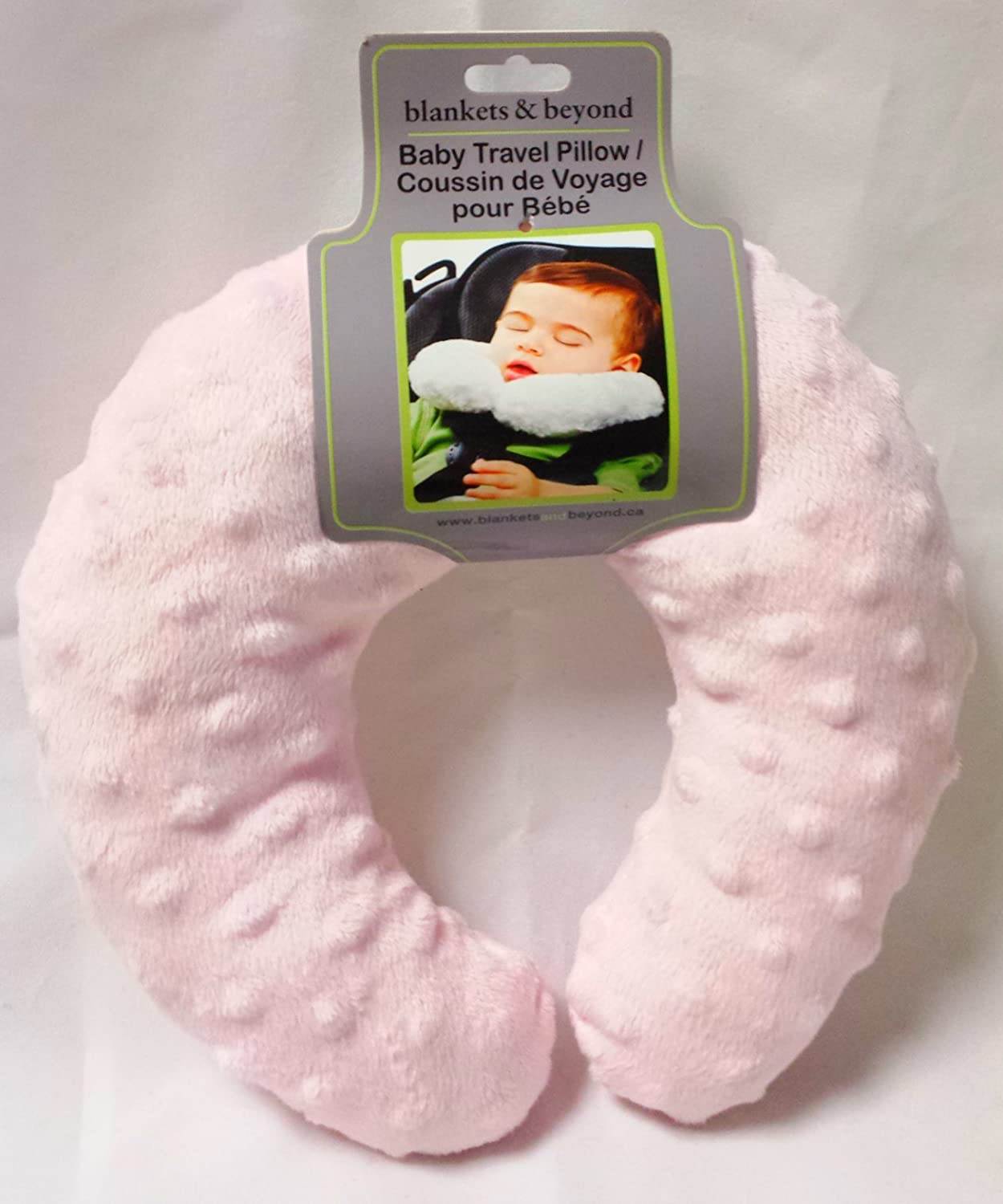 Blankets & Beyond Baby Travel Pillow