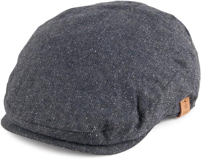 Barts Mens Dayton Flat Cap