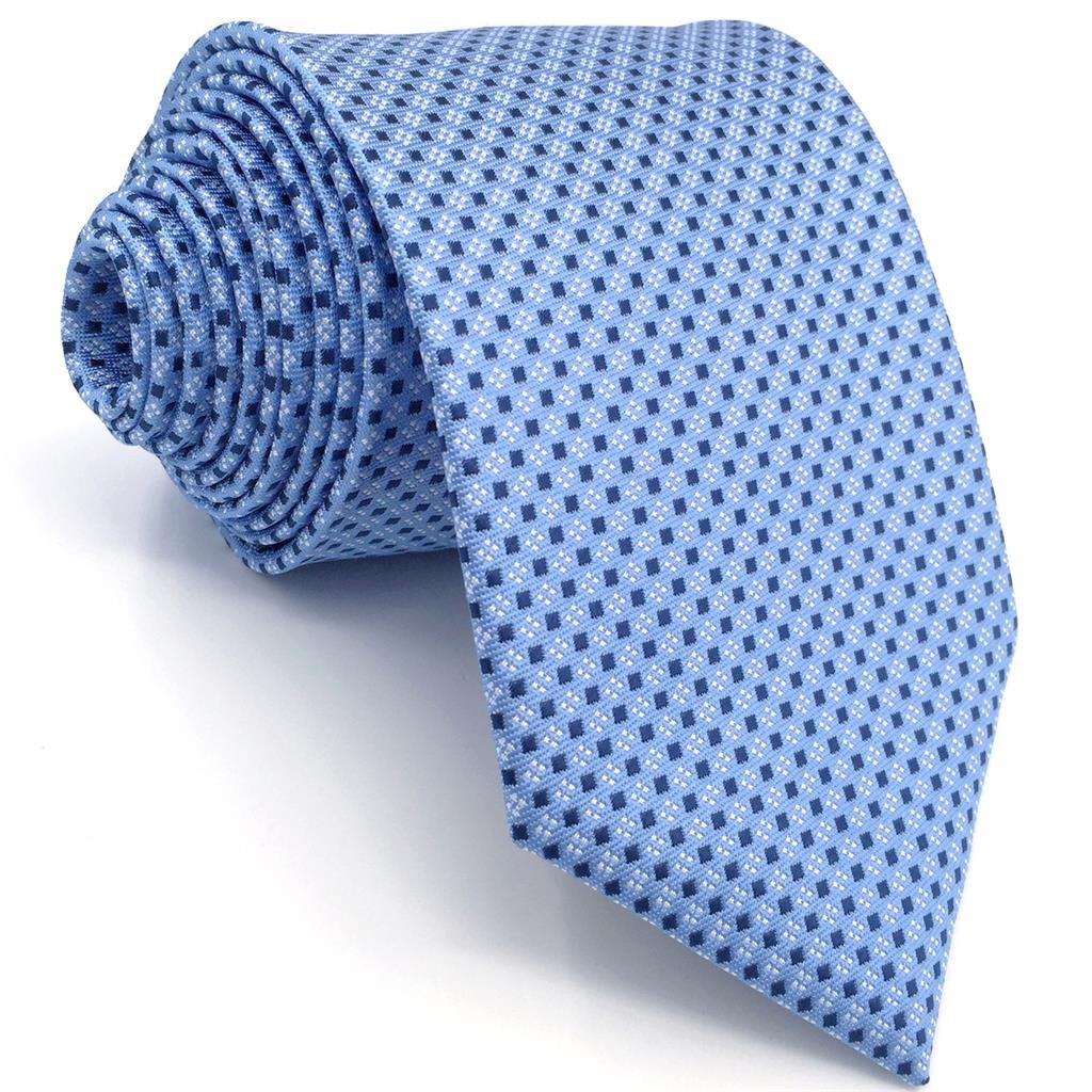 shlax/&wing Gris Corbatas Para Hombre Puntos Corbata Flaca Dotty Traje de negocios Nuevo