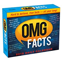2019 OMG Facts Boxed Daily Calendar: by Sellers Publishing, 6 x 5; (CB-0518)