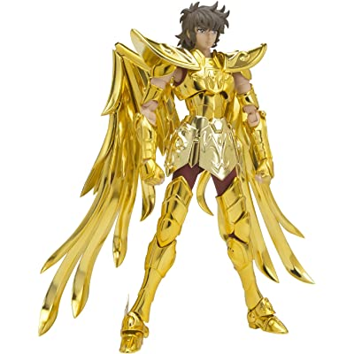 BANDAI Saint Seiya Myth Cloth EX Sagittarius Aiolos (Japan Import): Toys & Games
