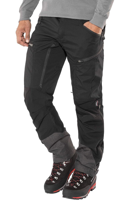 Lundhags Herren Makke Pant Short (kurzgröße), schwarz
