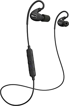 27dB NRR 10 Hour Batt New ISOtunes IT-03 PRO Noise Isolating Bluetooth Earbuds