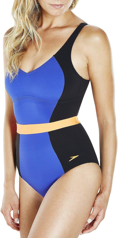 Speedo Womens Crystalgleam Swimsuit
