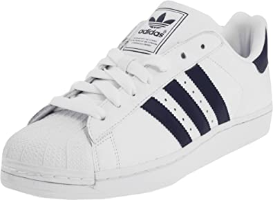 adidas shoes for men superstar. adidas originals men\u0027s superstar 2 fashion sneaker,white/new navy/white,13 shoes for men w