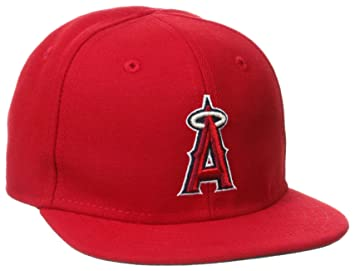 separation shoes 814b1 e0e56 New Era 10283631, MLB Los Angeles Angels of Anaheim Game My 1st 59Fifty  Infant Cap, Size-6, Baseball Caps - Amazon Canada