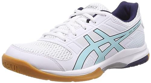 Site mode Chaussures de volleyball Femme ASICS Gel