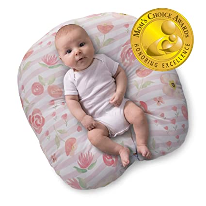 Newborn Lounger Elephant Love Support Seat Pillow