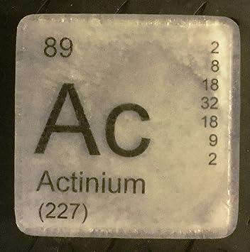 It's Elementary Periodic Table Soap (Actinium)