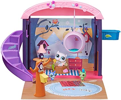 Littlest Pet Shop VIP Friends Figure 4-Pack Hasbro Toys