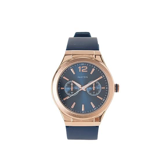 Parfois - Reloj Rubber - Mujeres - Tallas M - Azul Marino