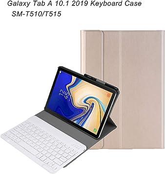 Funda de teclado para Samsung Galaxy Tab A de 10.1 pulgadas ...