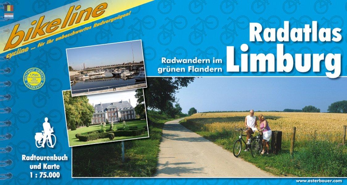 Limburg Radatlas (Bikeline Radtourenbücher)
