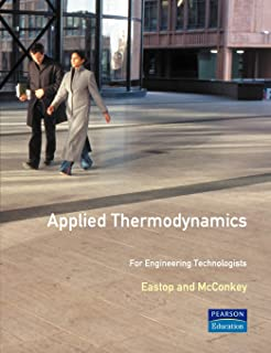 Applied Thermodynamics For Engineering Technologists Pdf
