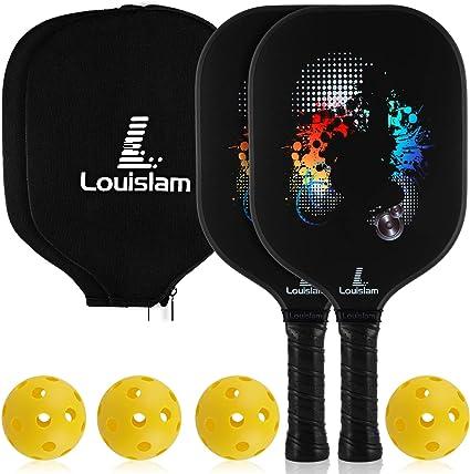 racquet sport racket GAMMA Fusion 2.0 PICKLEBALL PADDLE Dealer Warranty