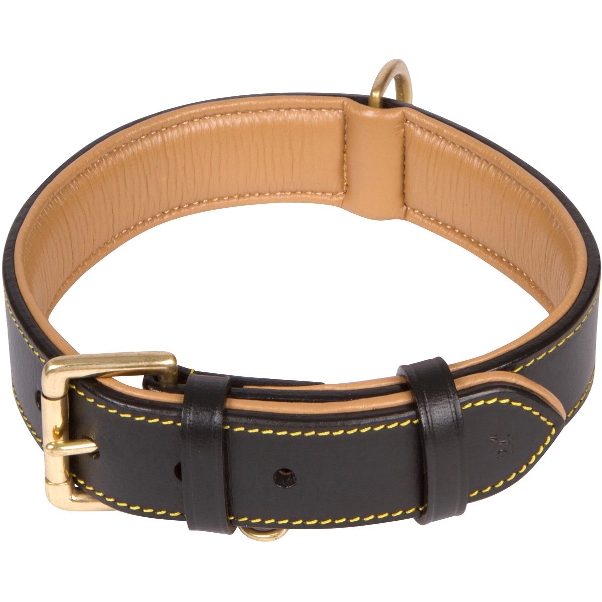 Soft Touch Collars Luxury Leather Collar