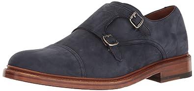 Amazon Com Frye Men S Jones Double Monk Slip On Loafer Shoes