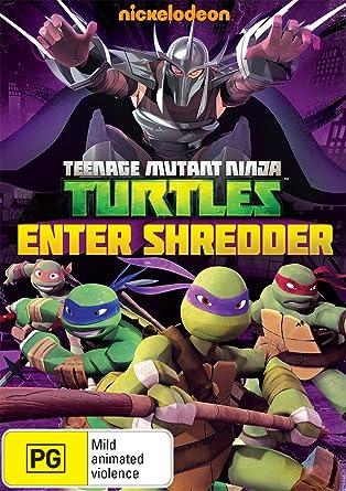 Amazon Com Teenage Mutant Ninja Turtles Enter Shredder Volume 2