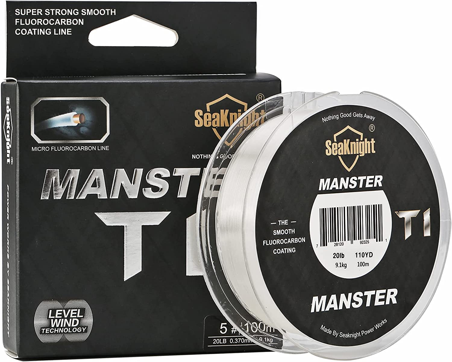 SF 100/% Pure Fluorocarbon leader material Fishing Line Virtually Invisible Shock Resistant Increased Sensitivity Sink Fast Clear 50yd 6//8//10//12//15//20//25//30//40//50//60LB