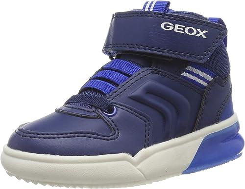 Geox Jungen J Inek Boy C Hohe Sneaker: Geox: