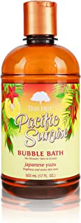 product image for Tree Hut Shea Moisturizing Bubble Bath Pacific Sunrise, 17oz, Ultra Hydrating Bubble Bath for Nourishing Essential Body Care (Pack of 3)