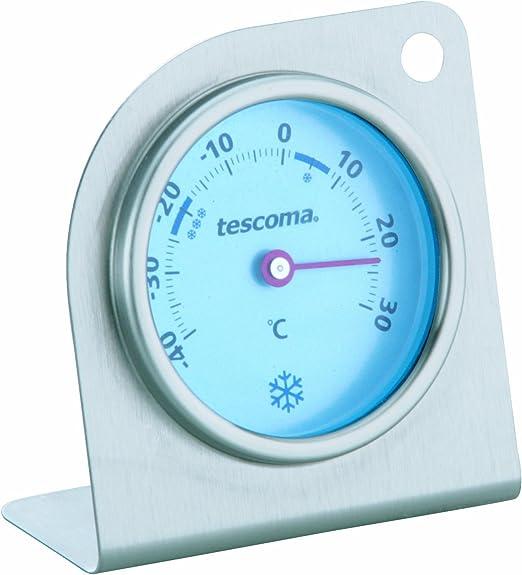 Tescoma Gradius - Termómetro para frigorífico/congelador, Color ...