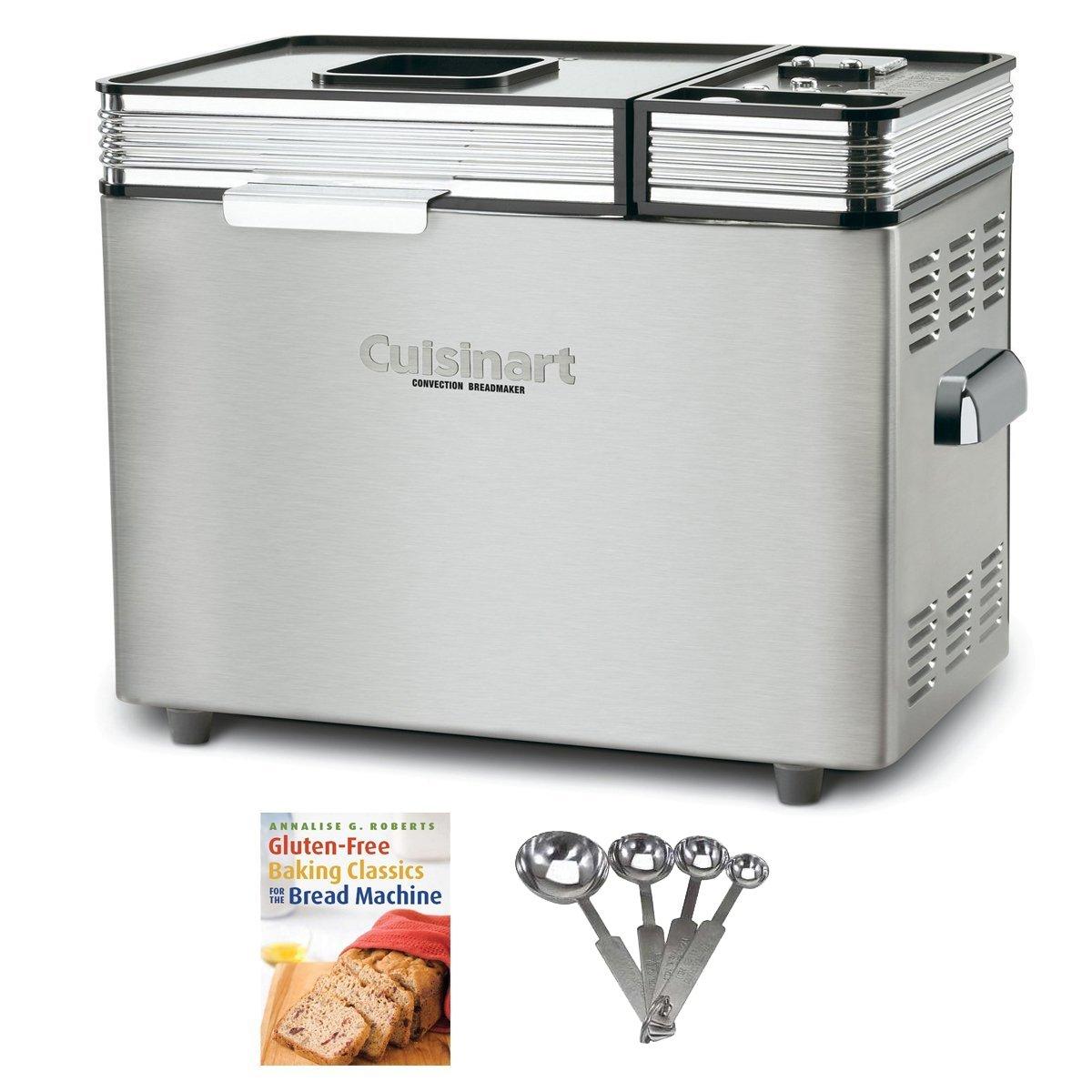 Cuisinart CBK200 2-Pounds Convection Automatic Breadmaker plus Accessory Bundle