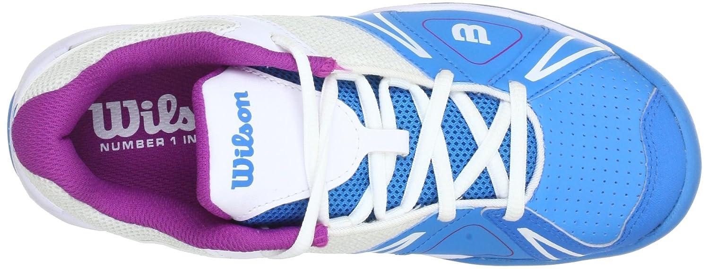 Zapatillas De Tenis de Sint/ético Unisex Ni/ños Wilson Open Junior