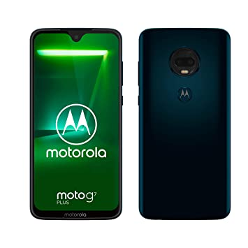 motorola Moto G7 Plus deep indigo Android 9 0 Smartphone