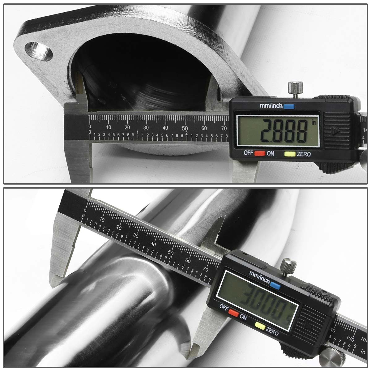 Amazon.com: DNA Motoring DP-WRX02 Turbo Exhaust Downpipe Kit [For 02-07 Subaru Impreza WRX]: Automotive
