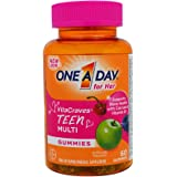 One-A-Day, For Her, VitaCraves, Teen Multi, 60 Gummies