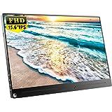 EVICIV 15.6インチ/モバイルモニター/モバイルディスプレイ/薄型/IPSパネル/USB Type-C/標準HDMI/mini DP/スタンド付