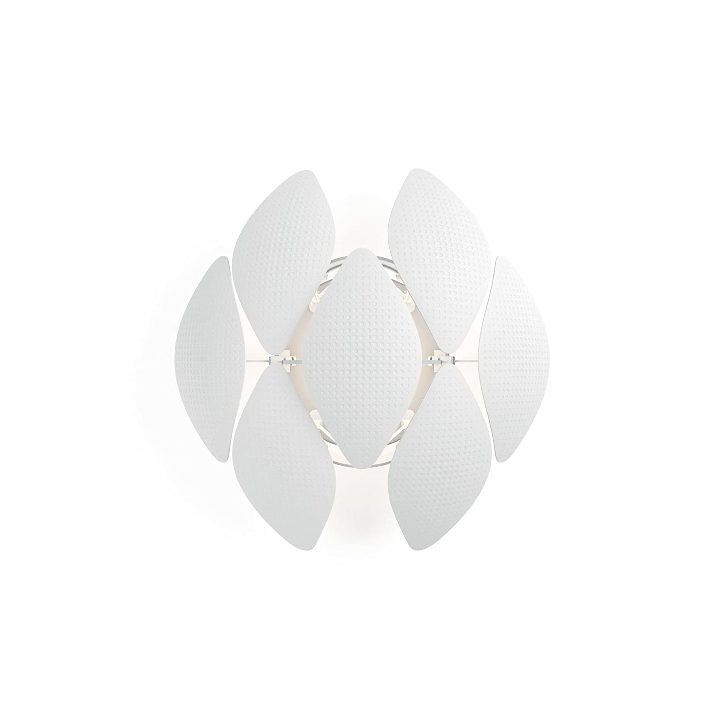 / Lamp Brushed, Bedroom, Living Room, Indoor, White, Plastic, IP20 Philips MyLiving 4096331pn/
